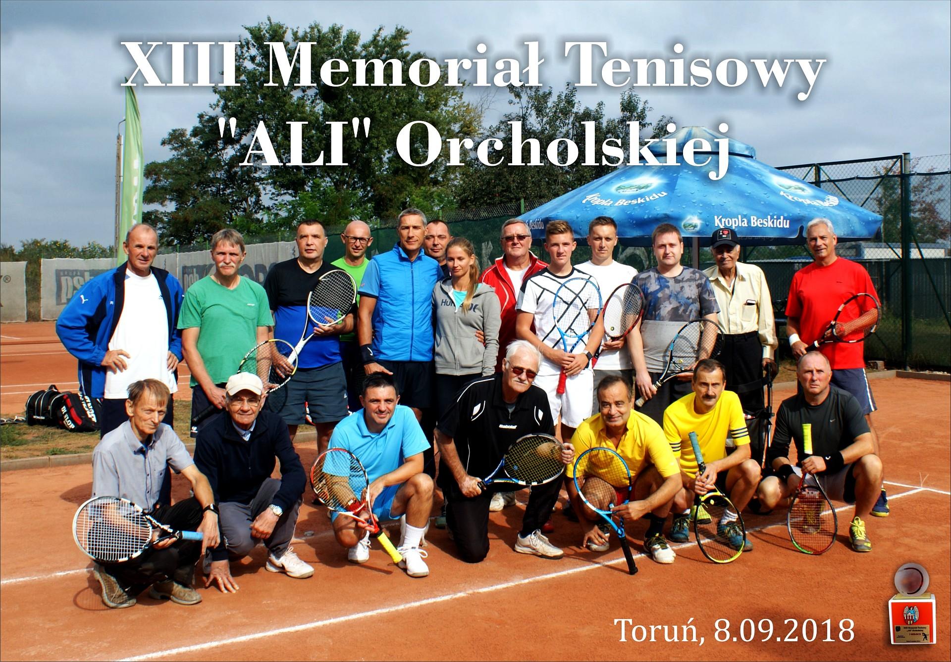 """XIII Memoriał """"Ali"""" Orcholskiej"""