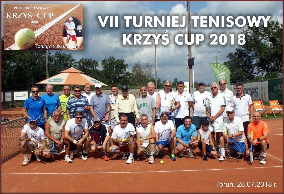 KRZYŚ CUP 2018